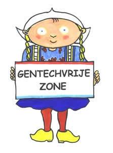 Logo gentechvrije zone, Miep Bos
