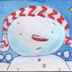 sneeuwmens 2 Miep Bos