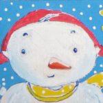 Sneeuwmens Miep Bos