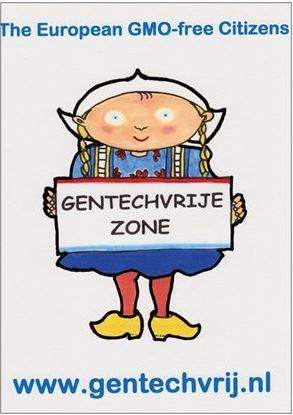 Nieuwe folder over gentech in de Horeca 19-11-18 van De Gentechvrije Burgers