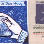 Volkskrant cartoon Miep Bos verkiezingen 2006- stolp